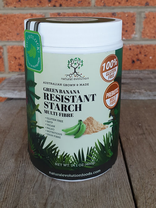 Green Banana Resistant Starch-Multi fibre-400g