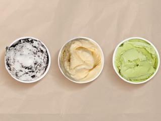 3 Ingredient Mango Ice Cream!