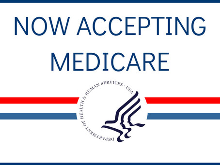 MAT Programs Now Accept Medicare Coverage