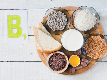 Vitamin B1: Thiamine