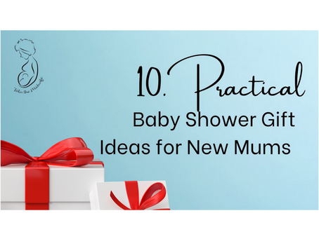 10 Baby Shower Gifts for New Mothers