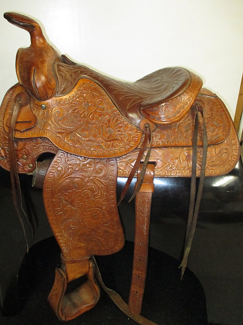 Used No Name Western Saddle