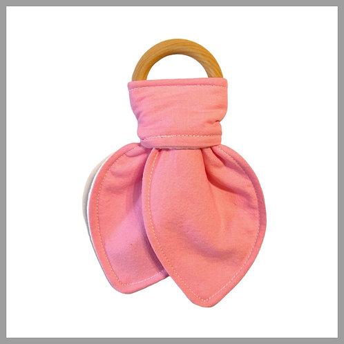 Baby Pink Teething Ring