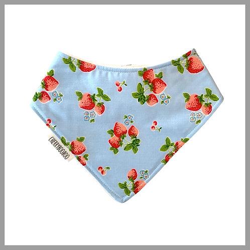 Blue Strawberry Love