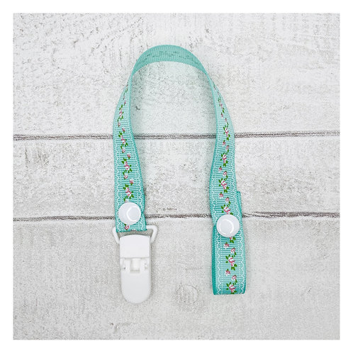 Green Floral Dummy Chain