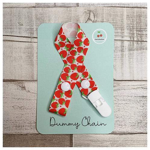 Strawberry Love Dummy Chain