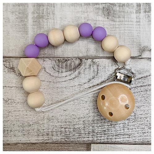 Purple Teething Chain