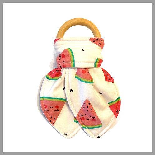 Watermelon Teething Ring