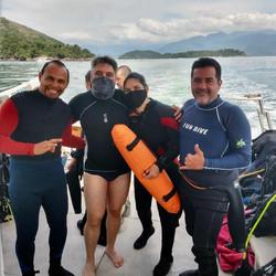 Aula Mar Resgate Diving College