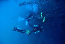 Mergulho Descompressivo   Hilma Hooker   Diving College