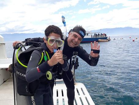 Quero Continuar aprendendo sobre mergulho, e agora? - Parte III