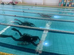 Sidemount em Ação   Diving College