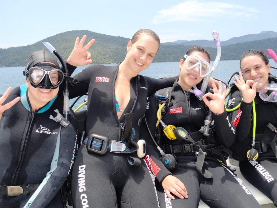 Escola de Mergulho