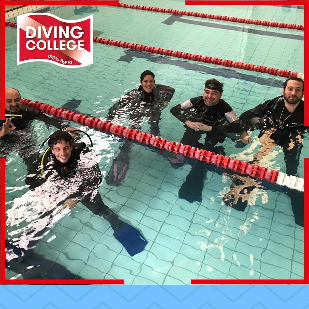 Diving College Aula Piscina