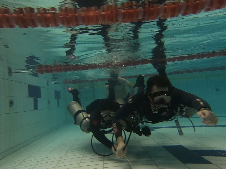 Treinamento mergulho Descompressivo | Diving College