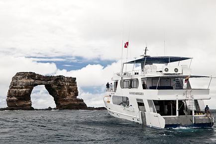 Mergulho em Galápagos