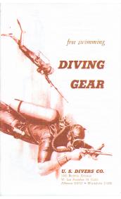 Catálogo Aqualug 1953 | Capa