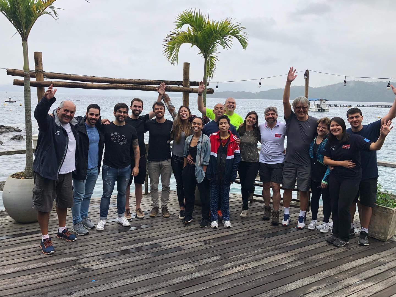 Ilha Grande com Diving College