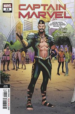 Captain Marvel Vol 9 #23