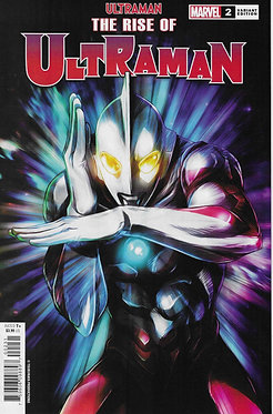 Rise Of Ultraman #2 Variant Goto