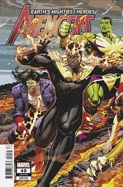 Avengers, Vol. 8 #40B