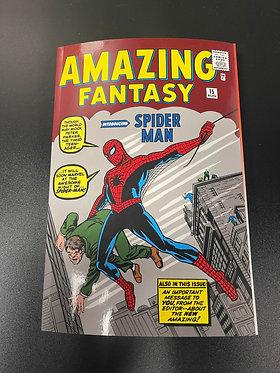 Amazing Fantasy Book