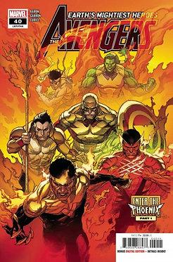 Avengers, Vol. 8 #40A