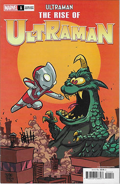 The Rise of Ultraman (2020) #1