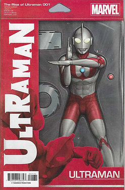Rise Of Ultraman #1 Variant Blank