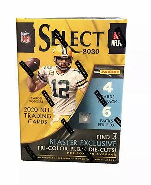 2020 Panini Select Football Blaster Box Pick your box