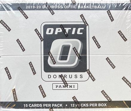 2019-20 Panini Donruss Optic Basketball Cello