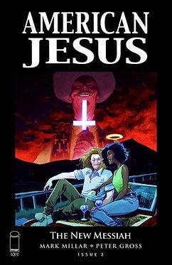 American Jesus New Messiah #2 (Cover B - Grampa)