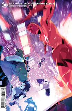 Teen Titans: Endless Winter Special 1B