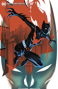 BATMAN BEYOND #42 (VARIANT COVER