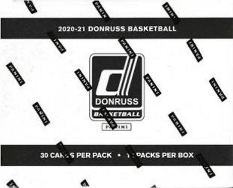 2020-21 Panini Donruss NBA Fat Cello