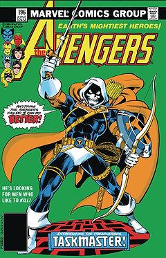 Avengers: Black Widow - Taskmaster #1