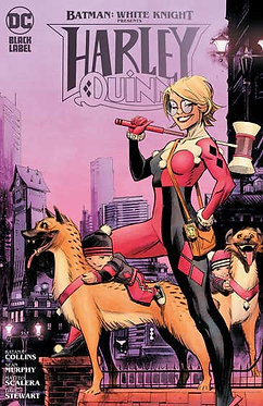 Batman White Knight Presents Harley Quinn #3 (of 6) (Cover A - Sean Murphy)