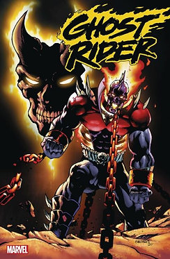 Ghost Rider, Vol. 8 Annual #1A