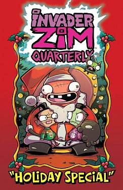 Invader Zim Quarterly Holiday Special #1A
