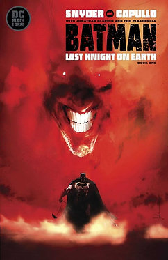 Batman Last Knight on Earth #1 CVR B