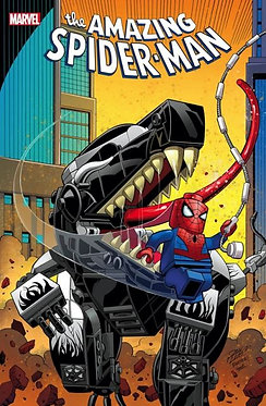 The Amazing Spider-Man, Vol. 5 #55B