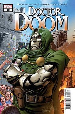 Doctor Doom, Vol. 1 #10