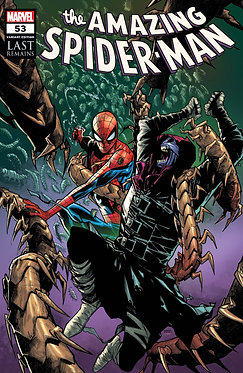 Amazing Spider-Man #53 Variant Ramos
