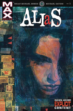JESSICA JONES: ALIAS BY BENDIS & GAYDOS #1