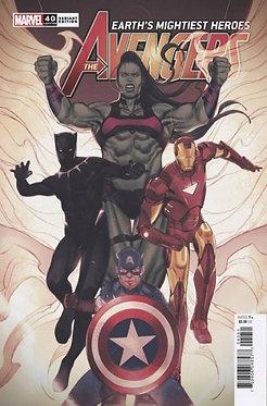 Avengers, Vol. 8 #40C