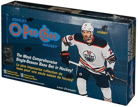 2020-21 O-Pee-Chee NHL  - 10 Card Packs