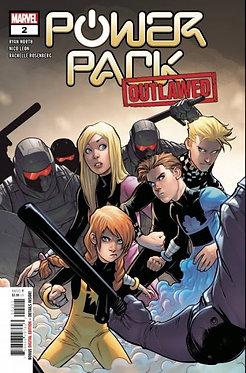 Power Pack, Vol. 4 #2A