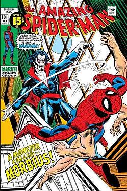 True Believers Spider-Man Morbius #1