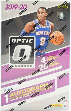 2019/20 PANINI DONRUSS OPTIC BASKETBALL - 4 Card Packs
