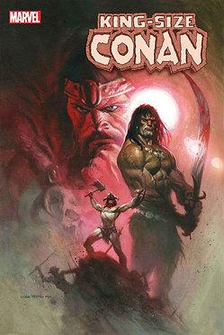 King-Size Conan #1A